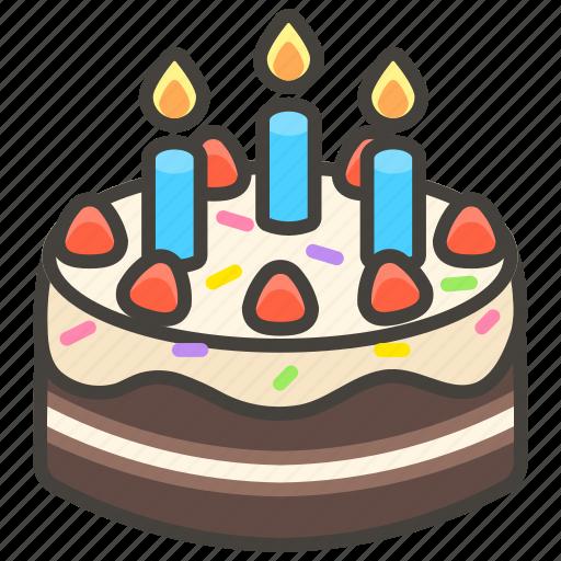 Prime Birthday Cake Icon Funny Birthday Cards Online Kookostrdamsfinfo