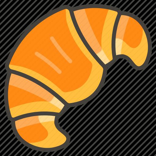 1f950, croissant icon - Download on Iconfinder on Iconfinder