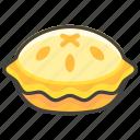 1f967, b, pie
