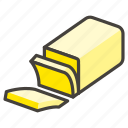 1f9c8, butter icon