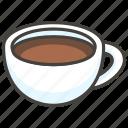 beverage, hot icon