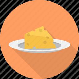 cheese, fast, food, kitchen, restaurant icon