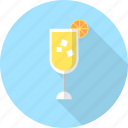 citrus, drink, fruit, lemon, lime, squash, vegetable icon