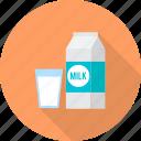 bottle, drink, juice, milk icon