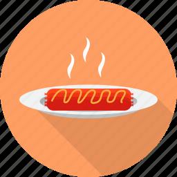 bakery, bread, breakfast, food, slice, toast icon