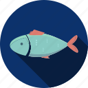 fish, food, seafood icon