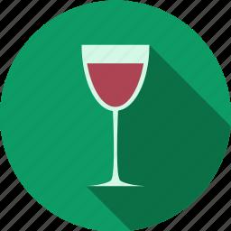 alcohol, bar, glass, wine icon
