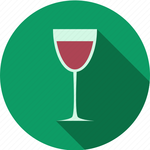 alcohol, bar, drink, glass, wine icon