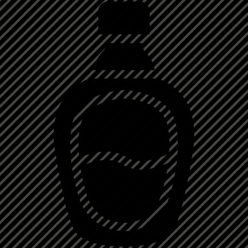 bottle, chocolate, cream, dessert, syrup icon