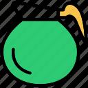 beaker, ewer, jug, kitchen, water icon