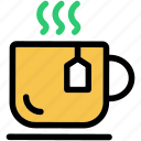 breakfast, coffee, cup, hot, tea icon