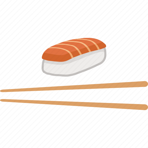 chopstick, chopsticks, food, japanese, nigiri, nigirizushi, sushi icon
