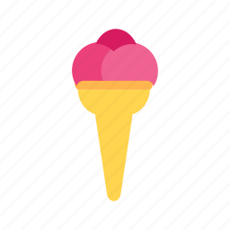 cold, cream, dessert, frozen, icecream, lolly, sweet icon