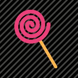 candy, dessert, frozen, icecream, lolly, stick, sweet icon