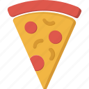 cheese, food, italian, italy, junk food, pizza, pizza slice, slice, topping