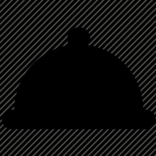 cloche, cooking, food, kitchen, restaurant, serve, service icon