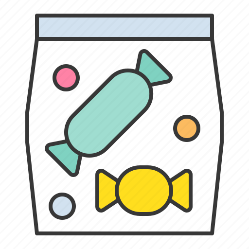 Candy, dessert, food, sweets, toffee icon - Download on Iconfinder