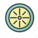 cocktail, fruit, lemon, lemonade, lime, vegetable icon