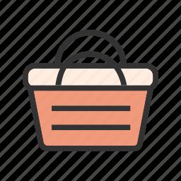 basket, food, green, healthy, sweet, vegetable, vegetables icon