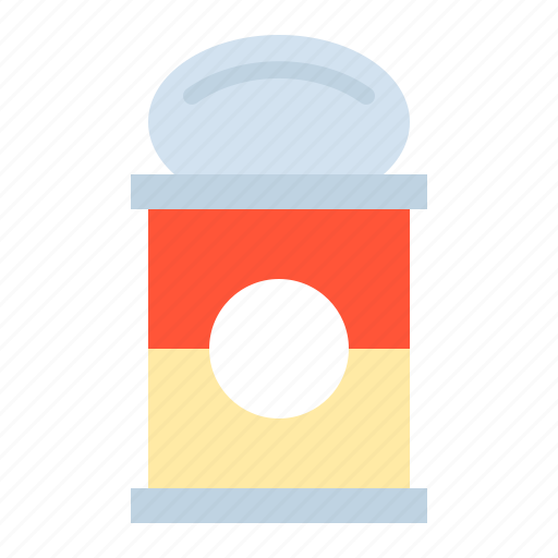 canned, canned fish, canned food, food, meal icon