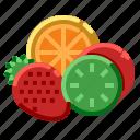 food, fresh, fruit, healthy, organic