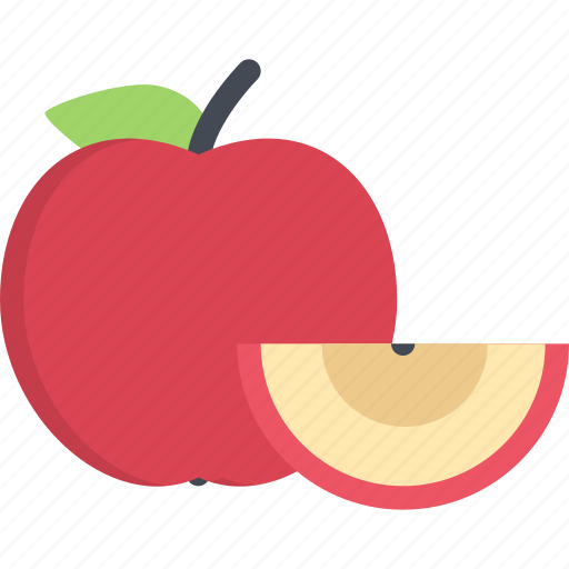 apple, cooking, food, fruit, product, shop, supermarket icon