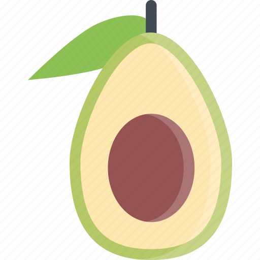 avocado, cooking, food, fruit, product, shop, supermarket icon