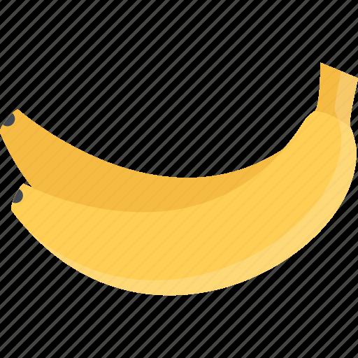banana, cooking, food, fruit, product, shop, supermarket icon
