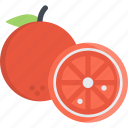 cooking, food, fruit, orange, product, shop, supermarket icon