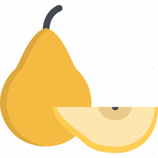 cooking, food, fruit, pear, product, shop, supermarket icon