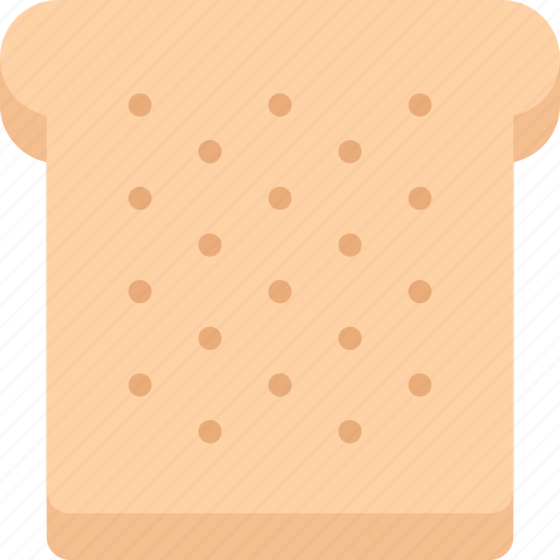 bread, cooking, food, product, shop, supermarket, toast icon