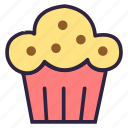 biscuit, cake, cookies, food, sweet icon