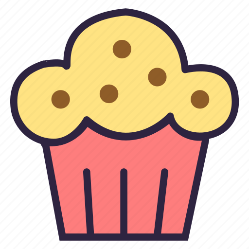 biscuit, cake, cookies, cream, dessert, food, sweet icon