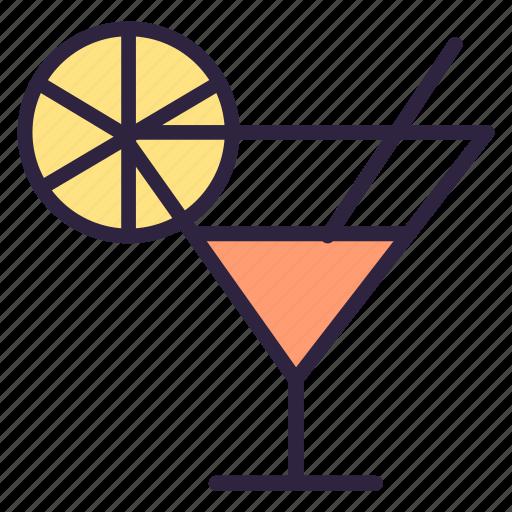 Alcohol, beverage, cocktail, drink, food, glass, restaurant icon - Download on Iconfinder