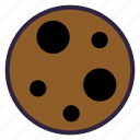 biscuit, cookie, cream, dessert, food, pastry, sweet icon