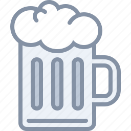 alcohol, beer, drink, mug icon