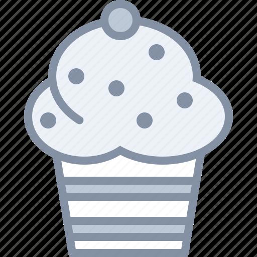 candy, cupcake, desert, eating, food, sweet icon