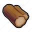 chop, farm, lumber, lumberjack, wood icon