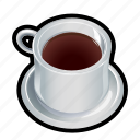 coffee, cup, food, liquid icon