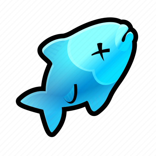 Dead, fish, food icon - Download on Iconfinder on Iconfinder