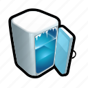 cold, food, fridge, frozen, ice icon