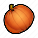 food, pumpkin, vegetable icon
