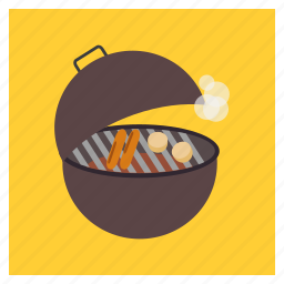 barbeque, bbq, fry, grill, potatoes, smoked icon