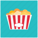 cinema, cup, movie, popcorn, snack, theater