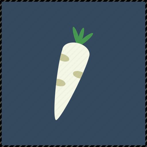 eat, food, fruit, healthy, radish, vegetable icon