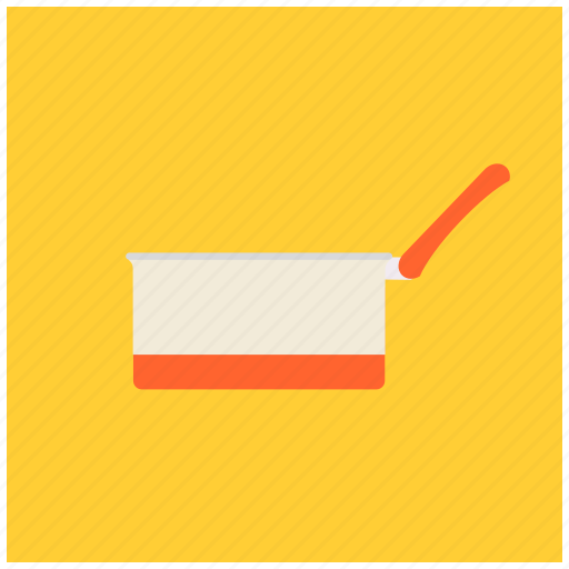 cook, kitchen, pan, sauce, utility, vessel icon