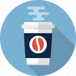 cafe, caffeine, cappuccino, coffee, coffee cup, cup, drink icon
