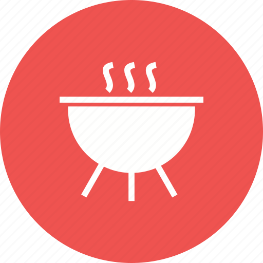 cooking, food, iron, kitchenware, lid, pot, soup icon