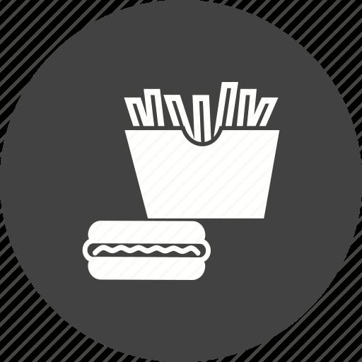 Burger, dinner, drink, fast, food, hamburger, meal icon - Download on Iconfinder