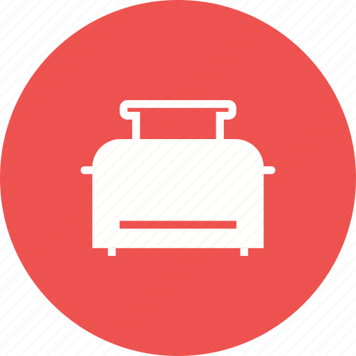 Bread, breakfast, food, kitchen, sandwich, toast, toaster icon - Download on Iconfinder